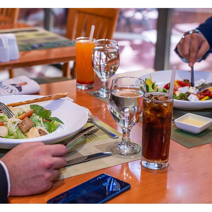 Business Lunch Promotion